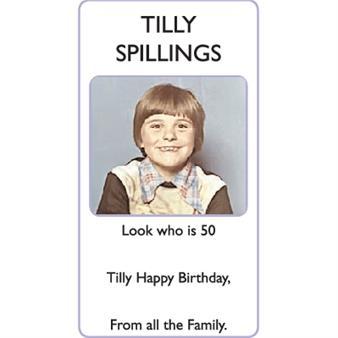 TILLY SPILLINGS