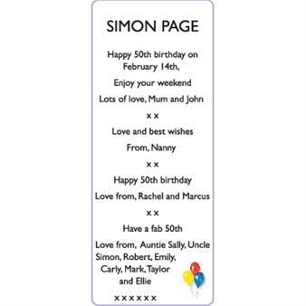 SIMON PAGE