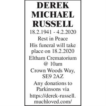 Derek Russell