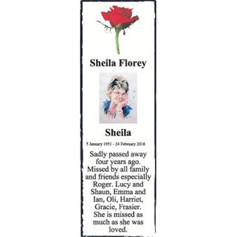 Sheila Florey