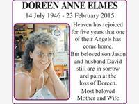 Doreen Elmes
