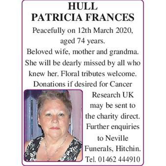 Patricia Hull