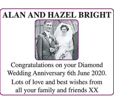 ALAN & HAZEL BRIGHT