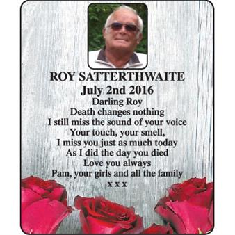 Roy Satterthwaite