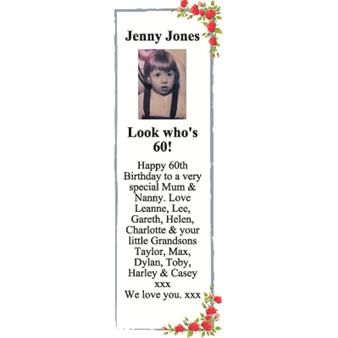 JENNY JONES