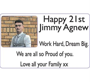 Jimmy Agnew