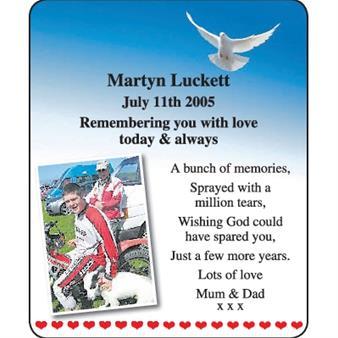 Martyn Luckett