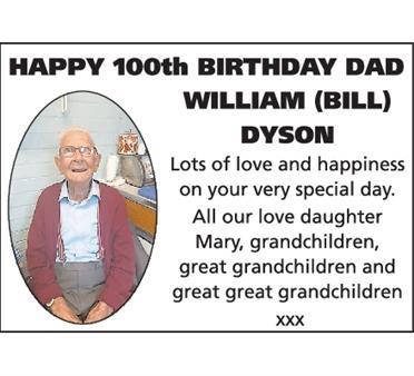 WILLIAM (BILL) DYSON