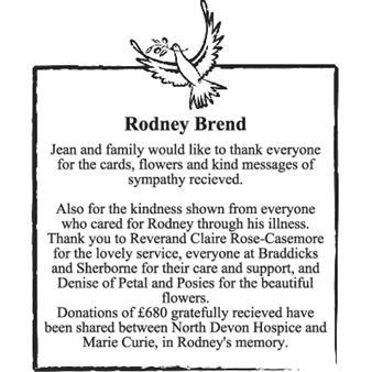 Rodney Brend