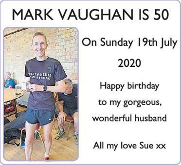 Mark Vaughan