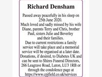 Richard densham