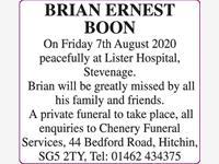 Brian Boon