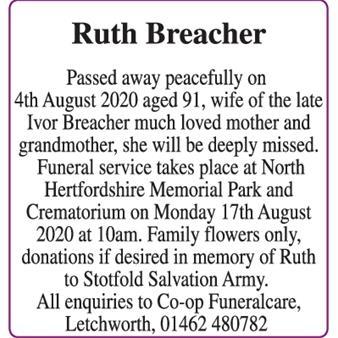 Ruth Breacher