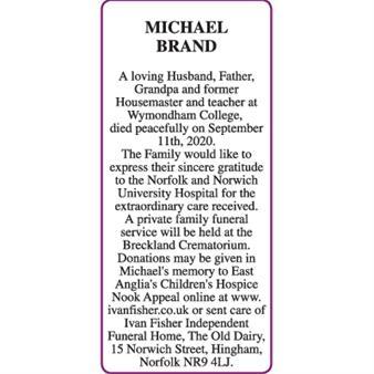 MICHAEL BRAND