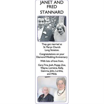 JANET and FRED STANNARD