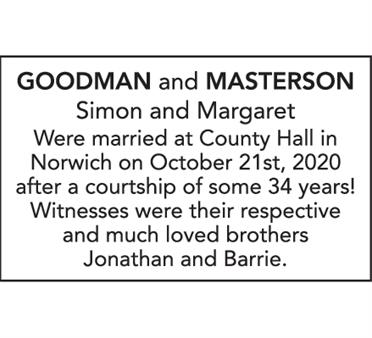 GOODMAN and MASTERSON