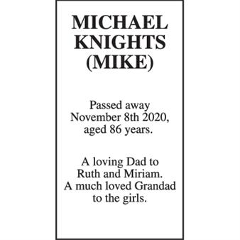 MICHAEL KNIGHTS (MIKE)
