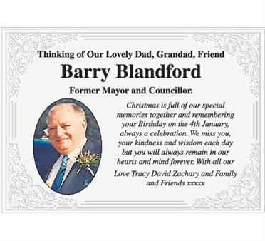 BARRY BLANFORD