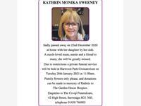 KATHRIN SWEENEY