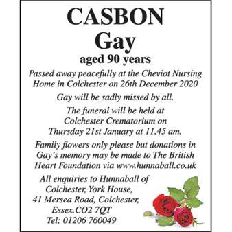Casbon Gay