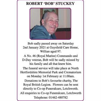 ROBERT STUCKEY