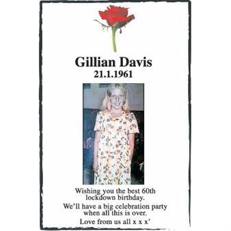 Gillian Davis