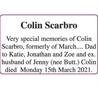 Colin Scarbro