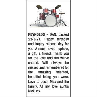 DAN REYNOLDS