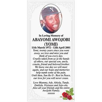 Abayomi Awojobi
