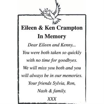 Eileen & Ken Crampton