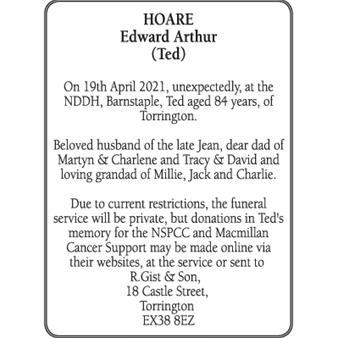 Edward Hoare