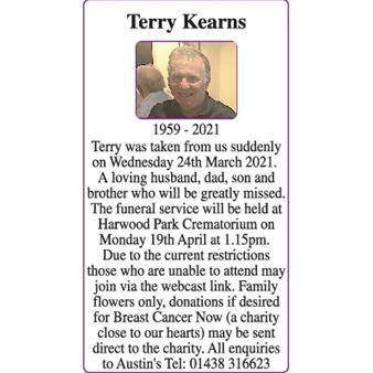 Terry Kearns