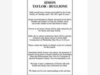 Simon Taylor - Buglione