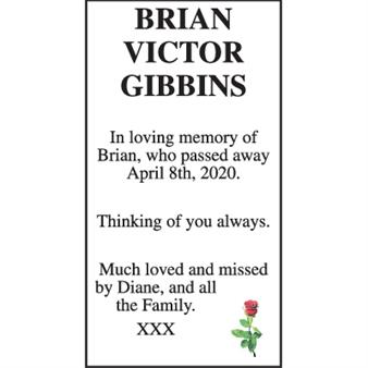 Brian Victor Gibbins