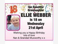 Ellie Webber