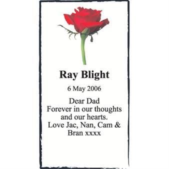 Ray Blight