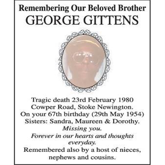 George Gittens