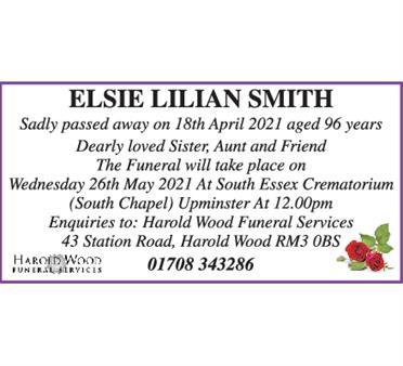 Elsie Lilian Smith