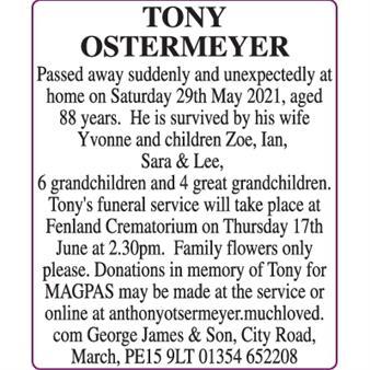 OSTERMEYER Tony