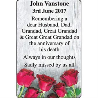 John Vanstone