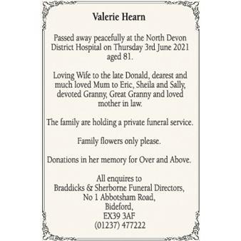 Valerie Hearn