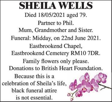 Sheila Wells