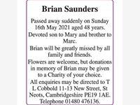 Brian Saunders