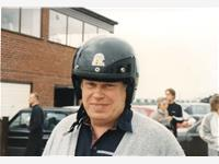 My Dad loved watching the racing and he had a racing day at Snetterton for his Birthday.