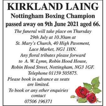 Kirkland Laing