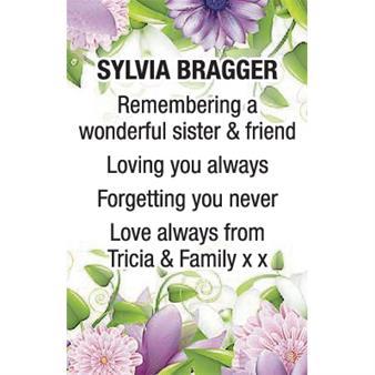 Sylvia Bragger