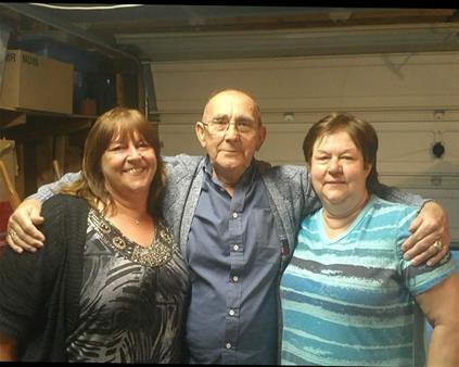 Debbie, Tom, Denise