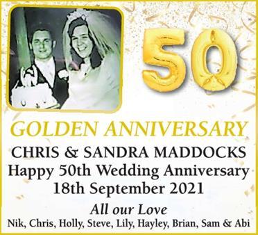Chris and Sandra Marks
