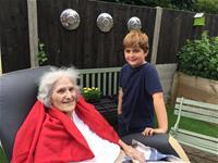 Grandma & Joe