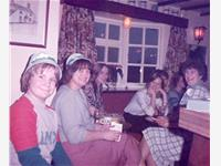 just another evening in The Squirrel - 1983ish